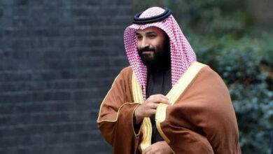 صورة ولي العهد السعودي: أدعو الحالمين للانضمام للسعودية لبناء اقتصادات المعرفة