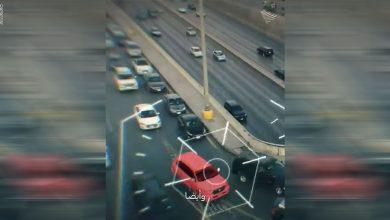 """صورة """"الذكاء الاصطناعي"""" يرصد التكدس المروري اعتماداً على بيانات """"أوبر"""""""