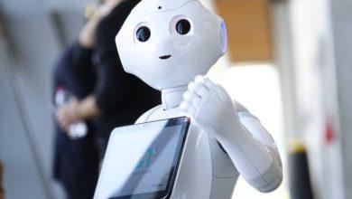 صورة أشهر روبوتات تحدث فرقاً باستخدام الذكاء الاصطناعي