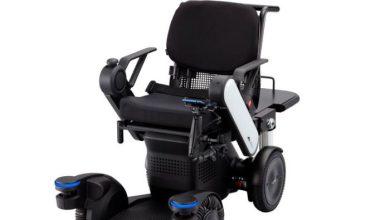 صورة جيتكس 2020.. باناسونيك تكشف عن أول كرسي متحرك بتقنيات الذكاء الاصطناعي