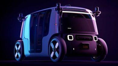 صورة تاكسي المستقبل بقدرات ذاتية القيادة
