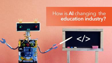 صورة كيف يغير الذكاء الاصطناعي من صناعة التعليم