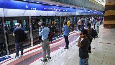 صورة تجريب تقنيات الذكاء الاصطناعي لإدارة الحشود في محطات المترو