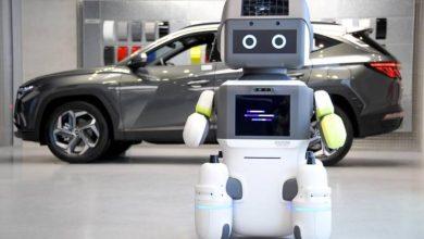 صورة بالصور.. روبوت خدمة العملاء DAL-e من مجموعة هيونداي