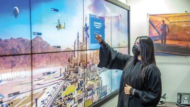 صورة تقنية جديدة لفحص الطائرات عبر الذكاء الاصطناعي