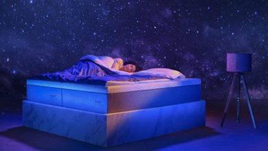 """صورة مرتبة تعمل بالذكاء الاصطناعي ولديها 360 مستشعرا لـ""""نوم أكثر راحة"""""""