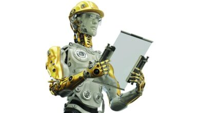 """صورة """"الروبوتات"""" تعزز الناتج المحلي وتحد من هدر الطاقة والمياه"""