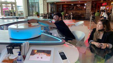صورة دبي تزداد ذكاء بمقهى الروبوتات