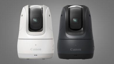 صورة PowerShot PICK .. كاميرا آلية تعمل بالذكاء الاصطناعي