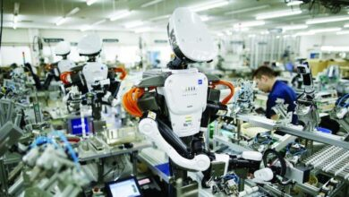 صورة هل يأتي يوم تخترع الروبوتات روبوتات أفضل؟