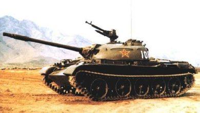 """صورة الصين تخطط لتحويل دباباتها """"تايب 59"""" للعمل بتقنيات الذكاء الاصطناعي"""