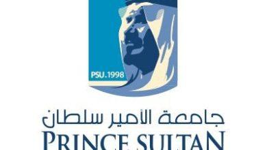 صورة جامعة الأمير سلطان تنظم المؤتمر الدولي الأول للذكاء الاصطناعي وتحليل البيانات 2021