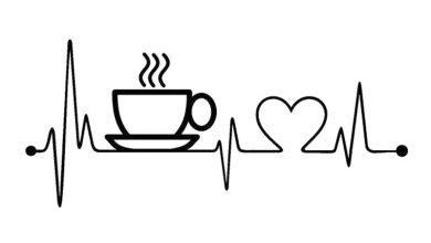 صورة الذكاء الاصطناعي يربط بين القهوة ومخاطر فشل عضلة القلب