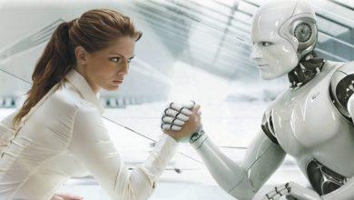 صورة روبوت يحاكي حركات البشر بدقة وتعبيرات وجوههم