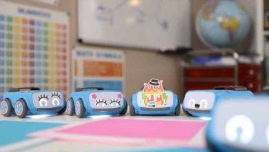 صورة بالفيديو.. روبوت لتعليم الأطفال البرمجة