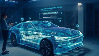 صورة جنرال موتورز تستخدم الذكاء الاصطناعي لبناء مركباتها المستقبلية
