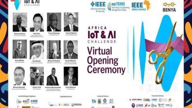 صورة انطلاق فعاليات تحدي أفريقيا لإنترنت الأشياء والذكاء الاصطناعي في مصر