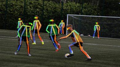 صورة استخدام الذكاء الاصطناعي في تحسين قدرات لاعبي كرة القدم