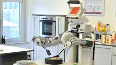 صورة بالفيديو.. استخدام الروبوتات في المطابخ