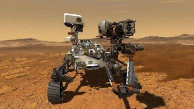 """صورة روبوت """"ناسا"""" ينجح بإنتاج أوكسجين على سطح المريخ"""