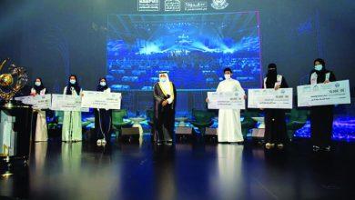 صورة الفيصل يكرم 6 فائزين بمسابقة البرمجة والذكاء الاصطناعي