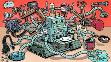 صورة الذكاء الاصطناعي وتطبيقاته