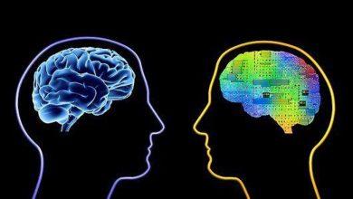 صورة الفرق بين الذكاء الاصطناعي والبشري ومميزات وعيوب كلًا منهما