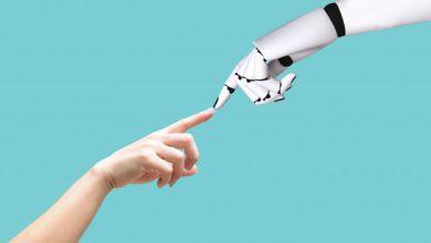 صورة الطبيب النفسي الروبوت يحتاج للعاطفة