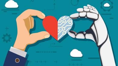 """صورة """"الذكاء الاصطناعي"""" يصنف ويكشف العلاقات العاطفية"""