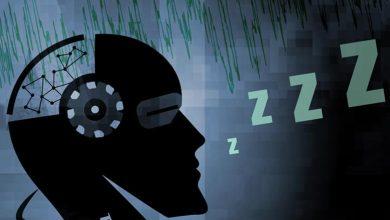 صورة الذكاء الاصطناعي في علاج اضطرابات النوم