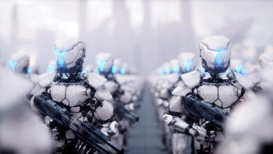صورة بالفيديو.. اختبار روبوت قتالي في فنزويلا