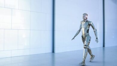 صورة باحثو الذكاء الاصطناعي في فيسبوك يعلمون الروبوتات المشي مثل البشر