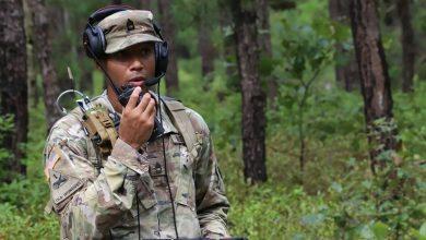 صورة اختراع مدهش.. زي عسكري أميركي من الألياف الذكية!