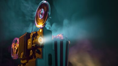 صورة استخدامات متعددة للذكاء الاصطناعي في السينما