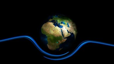 صورة دعوة لاستثمار الذكاء الاصطناعي في تعزيز قضايا المناخ والبيئة