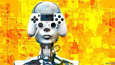 صورة الذكاء الاصطناعي يطور مجال ألعاب الفيديو