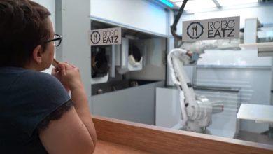 صورة ثورة في عالم المطاعم.. طباخ روبوت يحضر أكلات متنوعة بدقة وسرعة