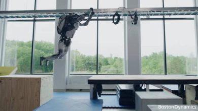 صورة روبوتات بوسطن ديناميكس يمكنها القفز أفضل منك
