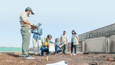 صورة بيئة أبوظبي: مراقبة جودة التربة بالذكاء الاصطناعي