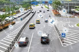 صورة بالذكاء الاصطناعي.. إشارات مرور تقلل من الازدحام في المدن الذكية بنسبة 40%