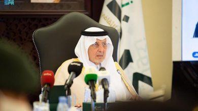 صورة خالد الفيصل يُطلق الدورة السادسة لملتقى مكة الثقافي