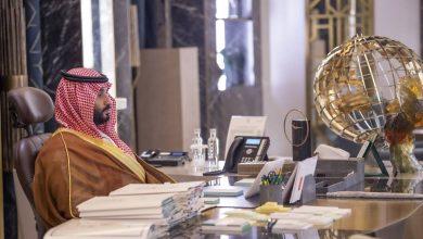صورة انطلاق قمة الرياض العالمية للتقنية الطبية تحت رعاية ولي العهد السعودي