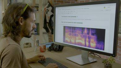 صورة نفيديا تنجح في تحويل الصوت الآلي ليكون أكثر تعبيراً وواقعية