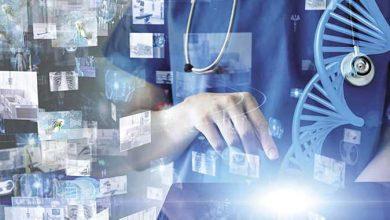 صورة استخدام تقنيات الذكاء الاصطناعى فى مجالى الزراعة والرعاية الصحية