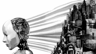 """صورة استخدامات تقنية الذكاء الاصطناعي للنهوض بـ""""فن العمارة"""""""