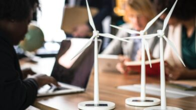 صورة الذكاء الاصطناعي ودوره الكبير في خلق طاقة مُتجددة أكثر استدامة